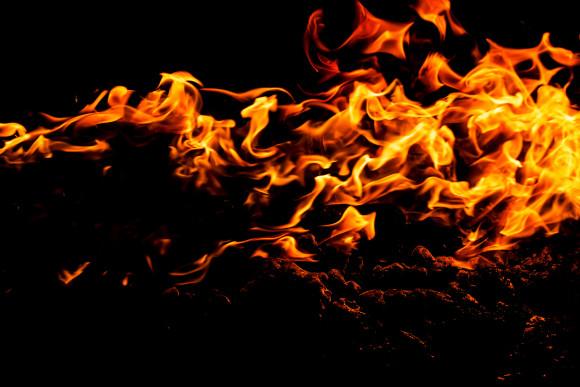 Baton Rouge Apartment Building Torched