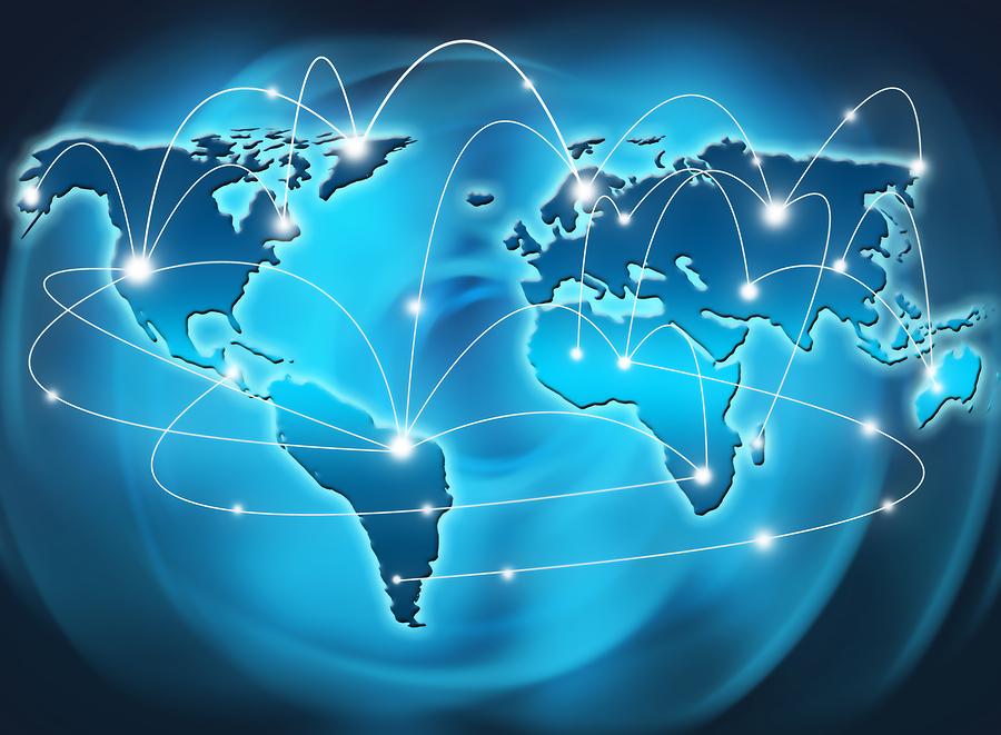 Global friendship through internet, Custom paper Example - tete-de