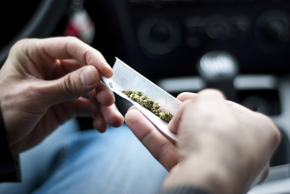 Weed Warning: Legalizing Marijuana Tied to Rise in Crashes in 3 States by HLDI