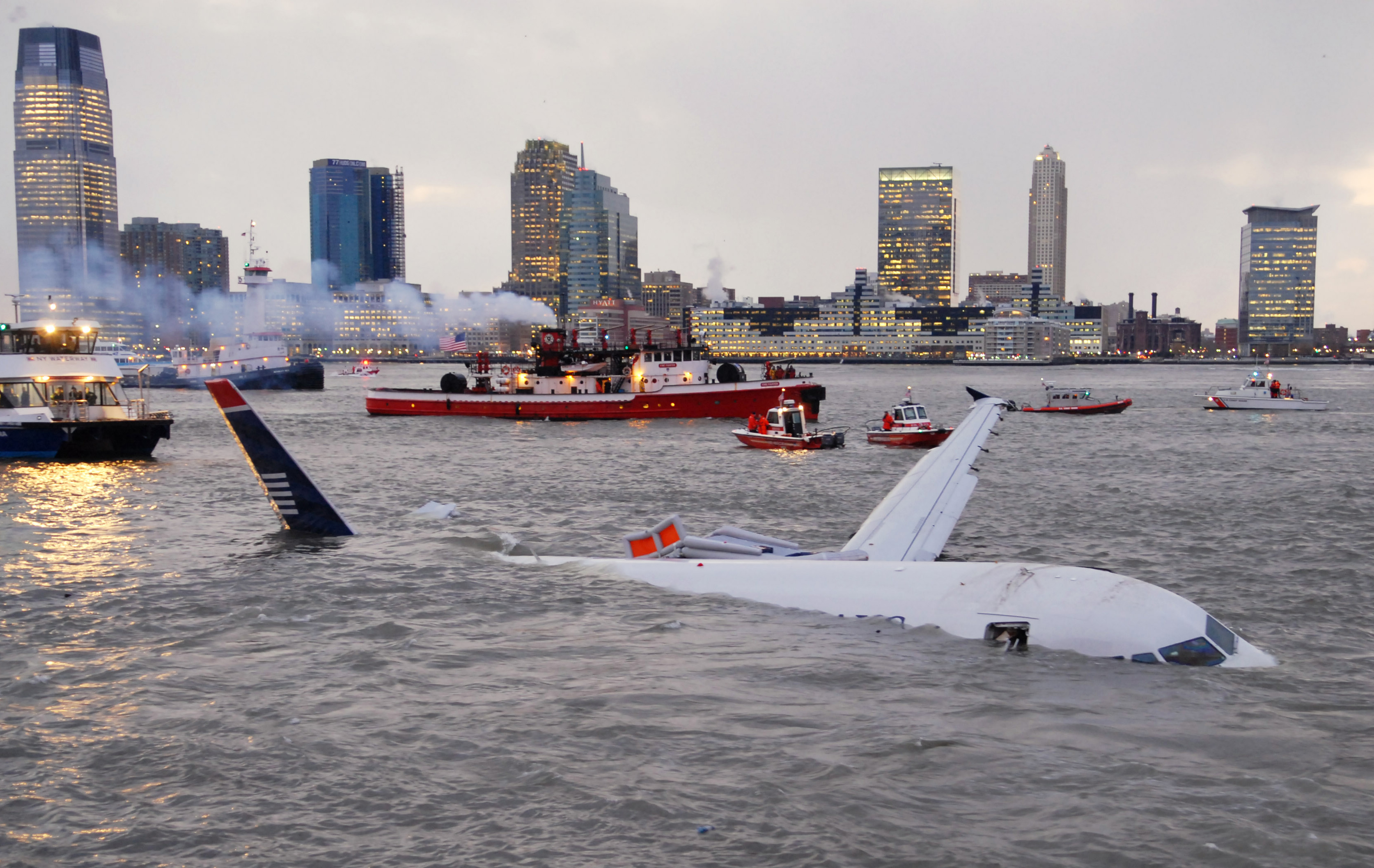 Many Safety Reforms Suggested After 'Miracle on Hudson ...