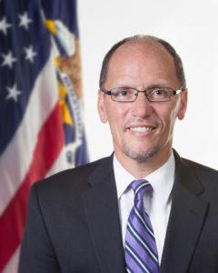 Thomas Perez U.S. Labor Secretary
