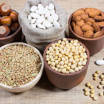 Various sources of plant protein. The concept of vegetarian and vegan diets.