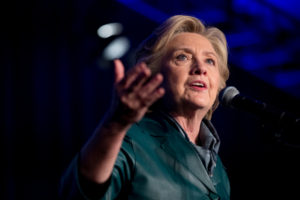 Hillary Clinton (AP Photo/Andrew Harnik)
