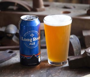 This what appears to be the world's first climate friendly beer. Photo by Amy Kumler