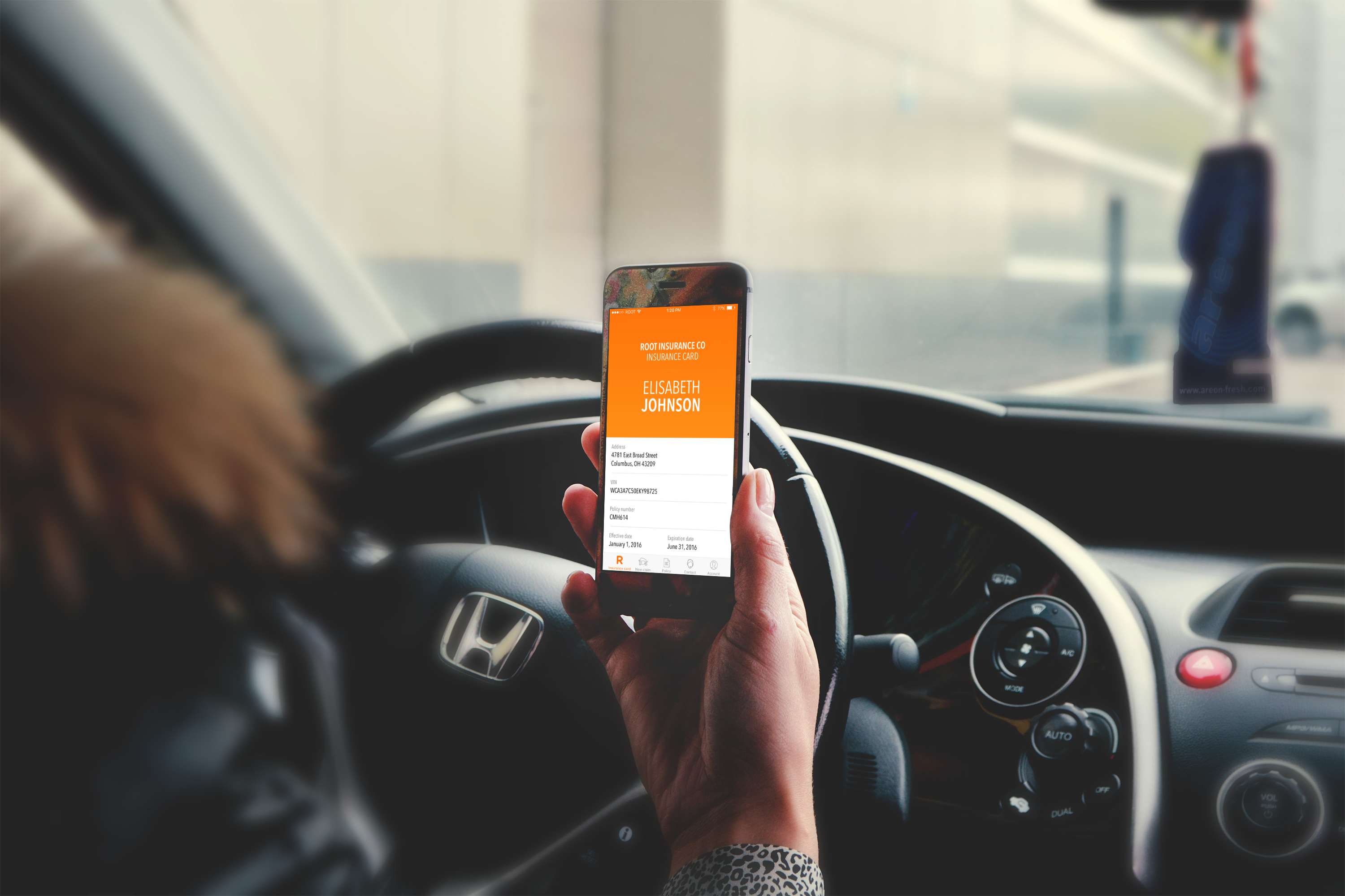 Startup Auto Insurer Root Targets Good Drivers With Smartphones
