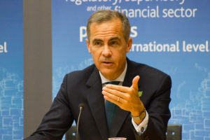 Mark Carney Financial Stability Board Chair