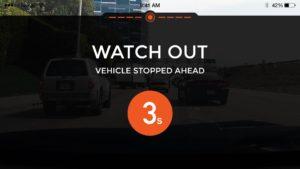 Nexar forward-collision-warning