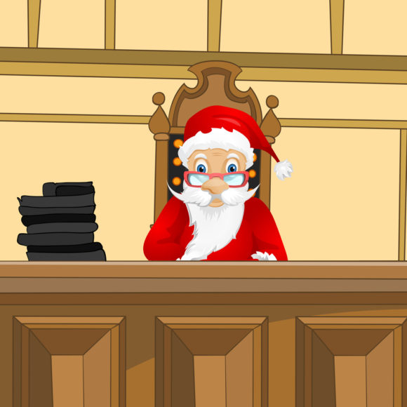Here\'s Some Litigation to Go with That Christmas Cheer
