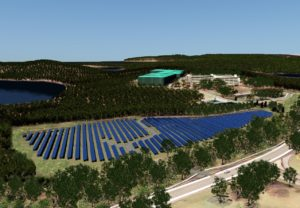 Swiss Re's 2-megawatt solar power installation at its U.S. headquarters in Armonk, N.Y. is slated to open in spring 2017.