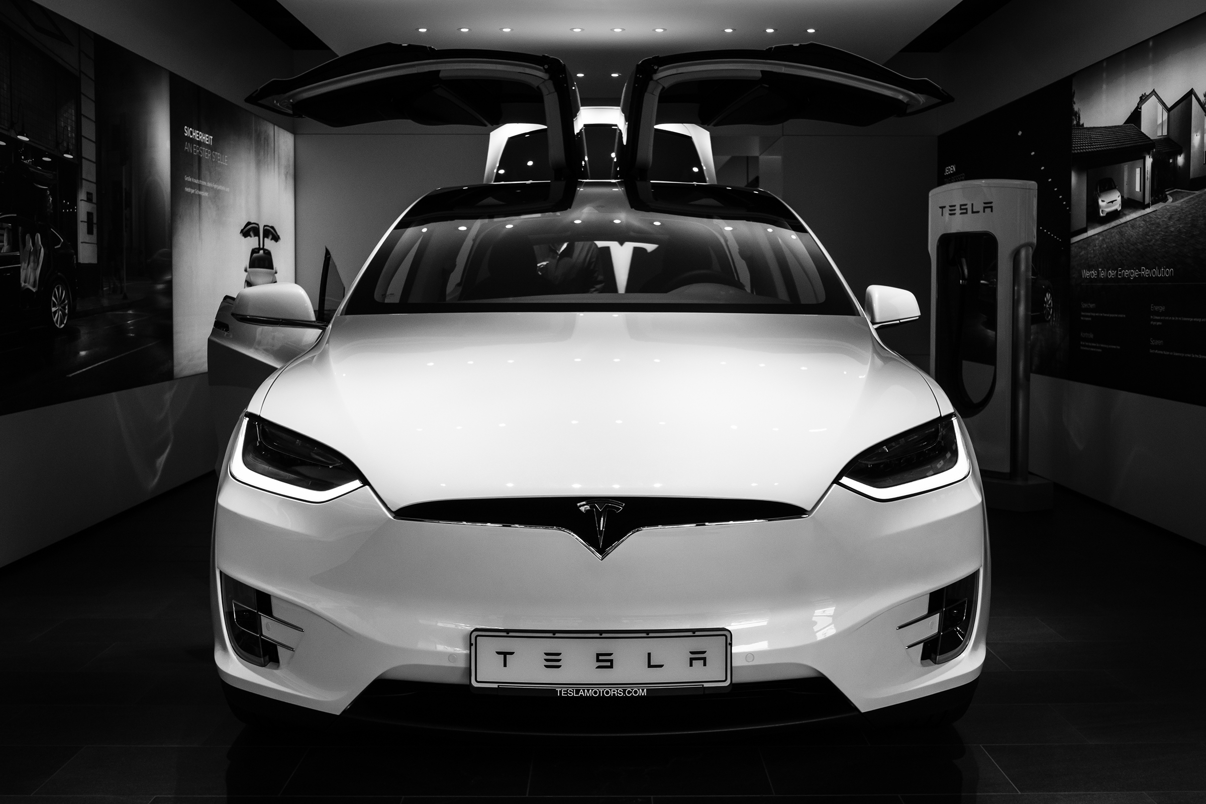 Tesla Owner California Sues  Sudden Acceleration