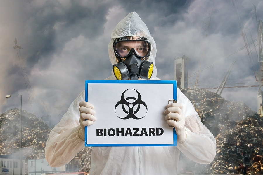 Biohazard Cleanups Not Pretty And Neither Are The Costs To