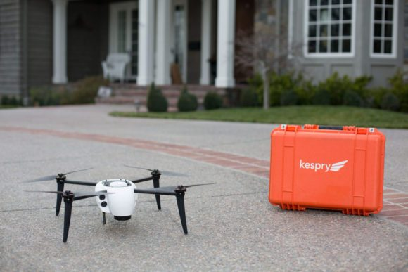 FAA warns drone users about flying in Hurricane Harvey area