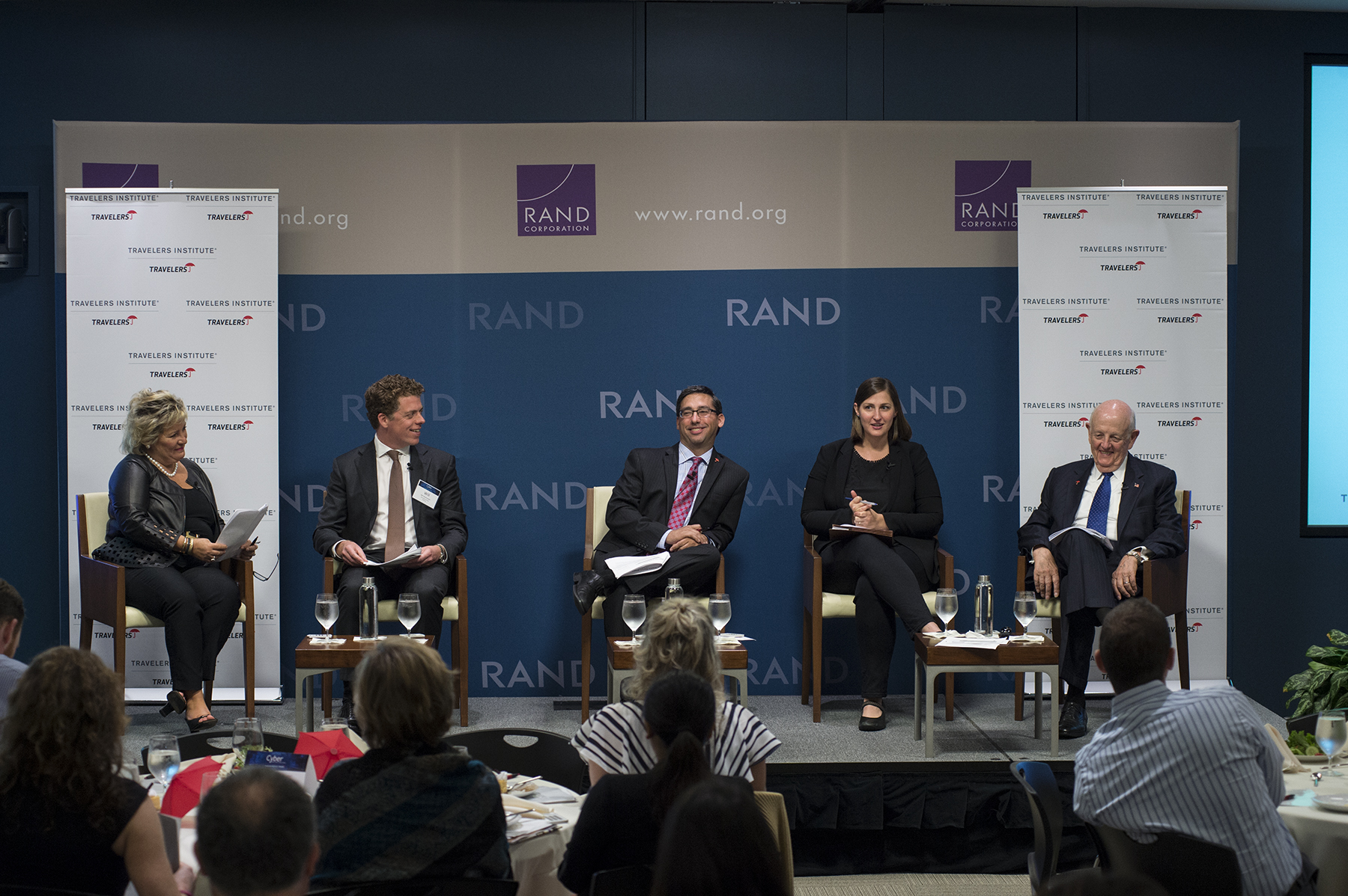 Cyber Was Focus of California Symposium for Small and Mid