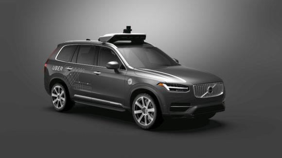 Uber Transitioning To Fleet Operator Orders 24 000 Driverless Cars From Volvo
