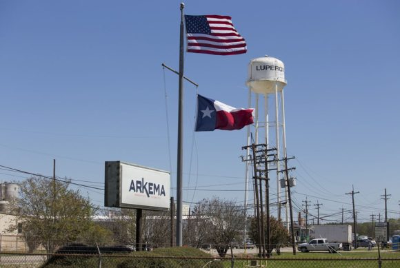 2 Charges Against Arkema, Manager over Plant Fire During Harvey Dismissed