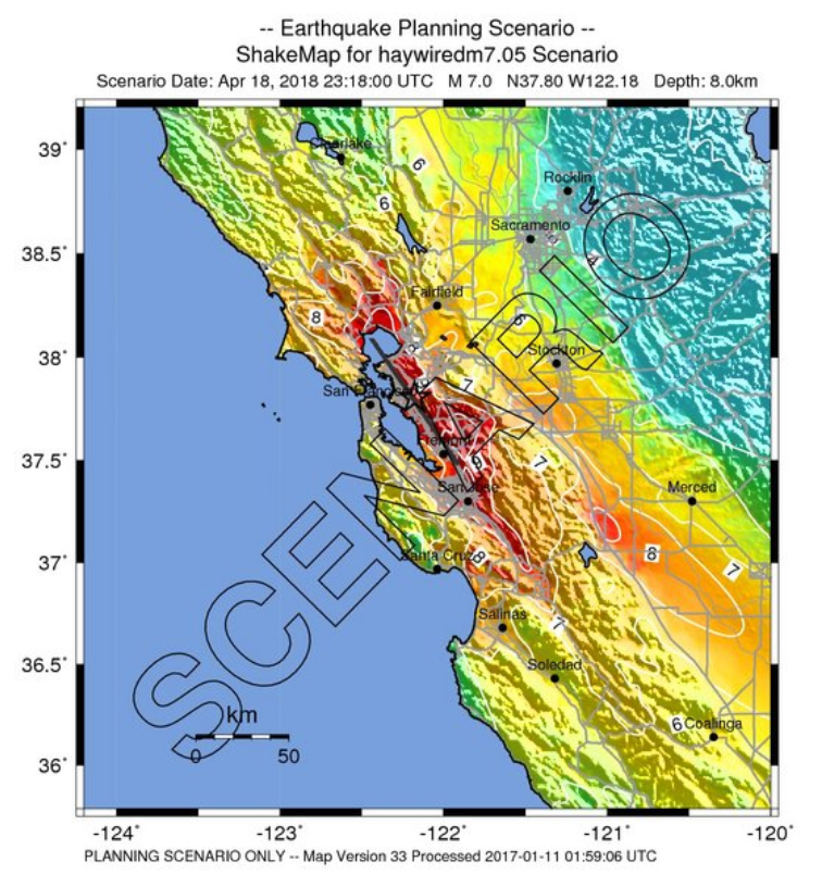 CU Boulder prof contributes to study projecting catastrophic Bay Area quake damage