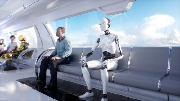 Robots Take Over More jobs Where Humans Are Aging