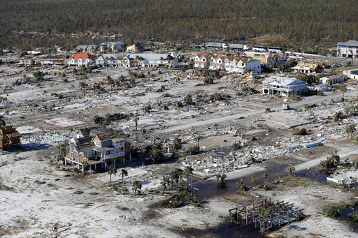weaker building codes in florida panhandle scrutinized after michael