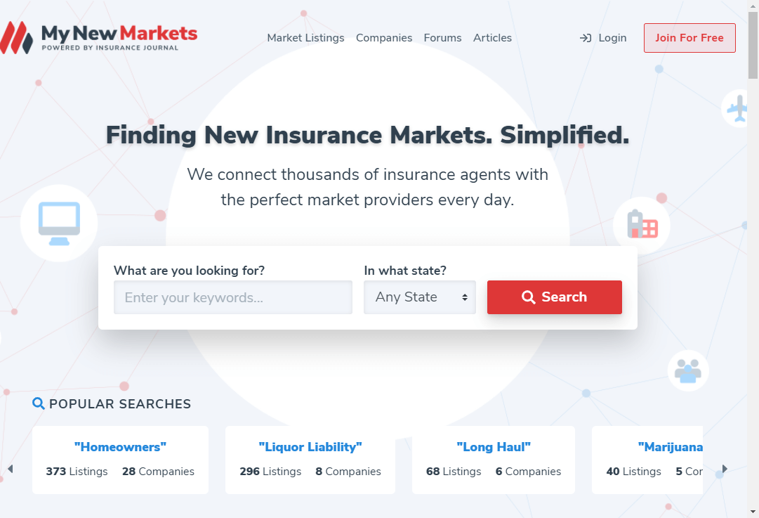 4c24d06477d9 MyNewMarkets.com Upgrades With New Agent Features