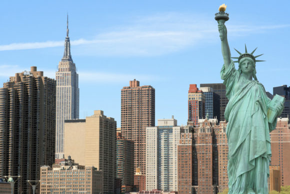 NY 'replacing London' as the world's financial capital