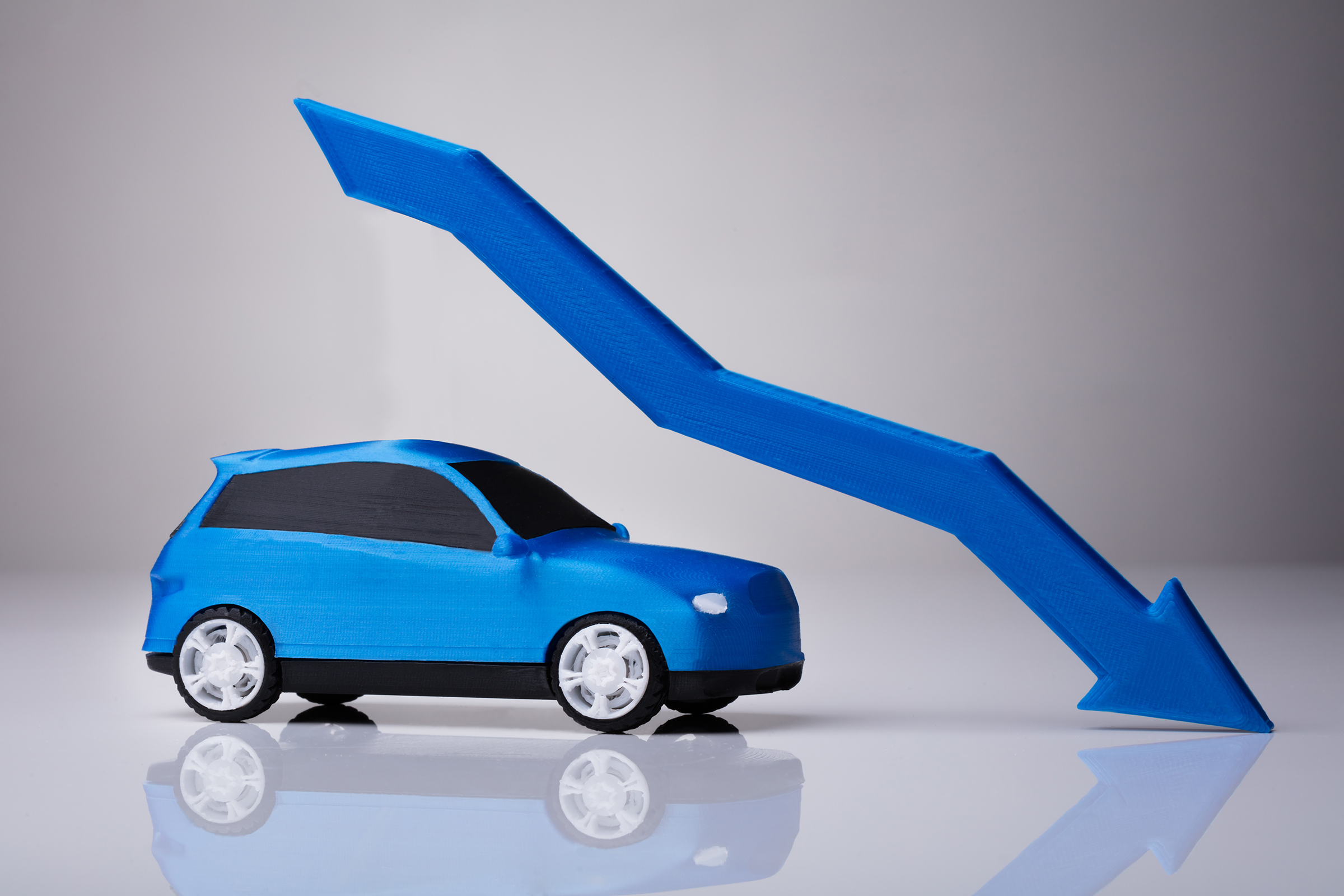 Auto Insurance Rates Going Down in Louisiana