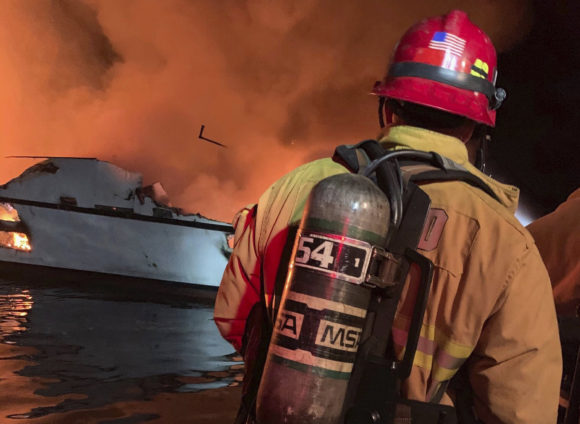 Crew on Boat Where Fire Killed 34 in California Had No Emergency Training