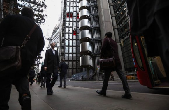 Lloyd's of London market bounces back into the black