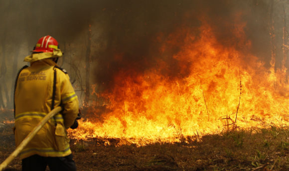 PG&E Says Equipment May Have Sparked California Wildfire