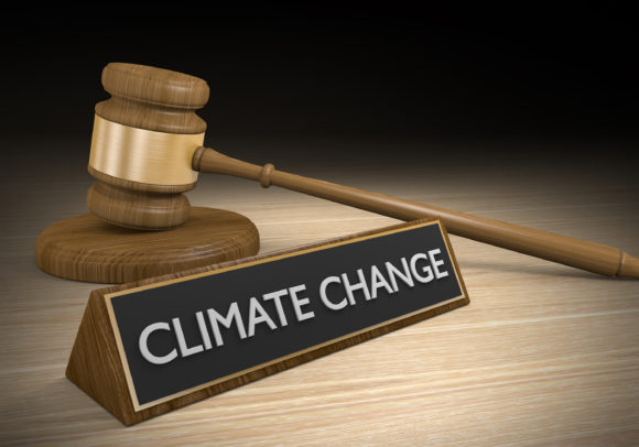 Climate Change Litigants Argue Human Rights, Consumer Harm in Suing Oil Firms - Insurance Journal
