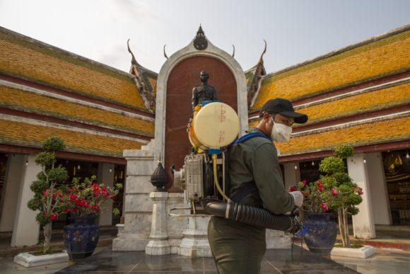 Thai Insurer's Coronavirus Cover Draws 'Overwhelming' Demand