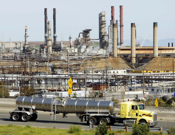 U.S. Court Says State Courts Are Proper Forum for Climate Suits Against Big Oil
