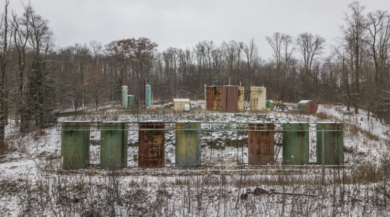 Millions of Abandoned Oil and Gas Wells Pose Environmental, Health Risks thumbnail