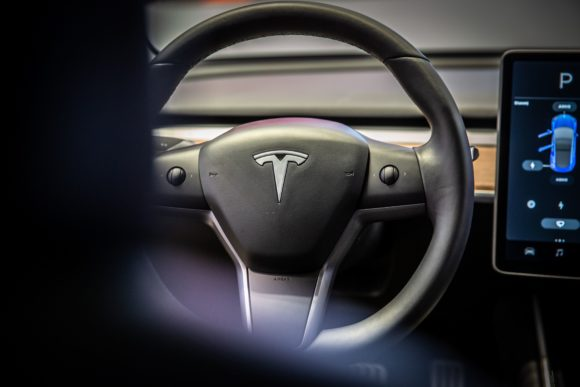 Tesla Sued Over Highway Crash When Model 3's Airbags Malfunctioned