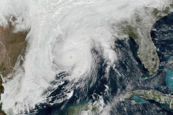 2020's Hurricane Zeta Upgraded from Cat 2 to Cat 3