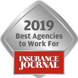 Insurance Journal's Best Agencies to Work For 2019