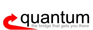 Quantum. The bridge that gets you there.