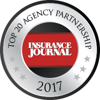 Insurance Journal Top 20 Agency Partnership