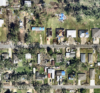 aerial view claims underwriting nearmap