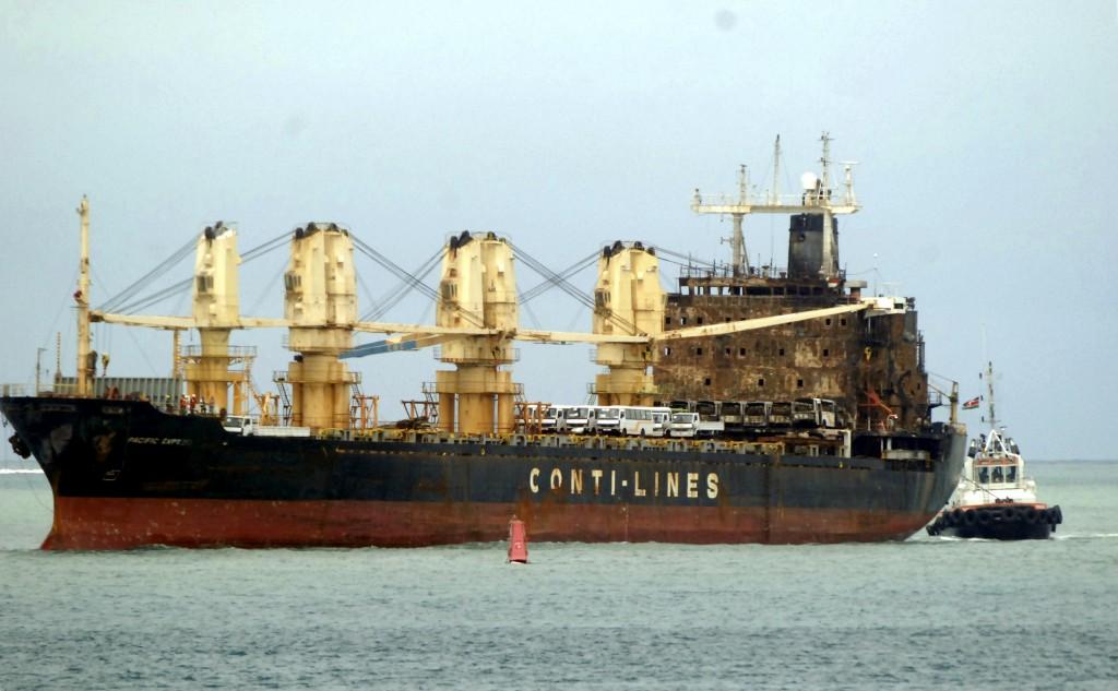 Somalia Kenya Piracy