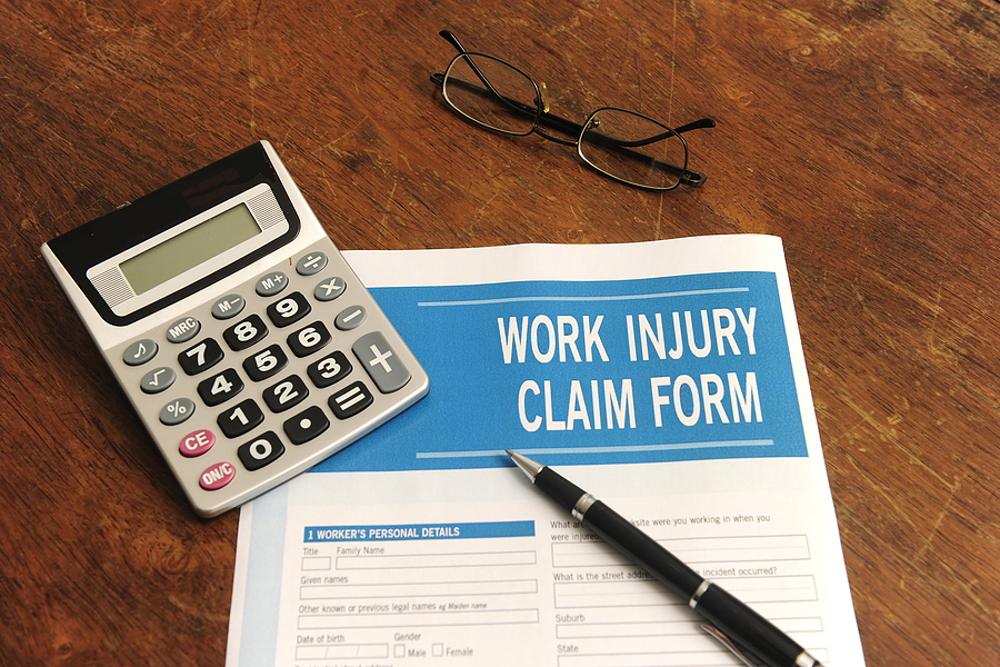 workers compensation form