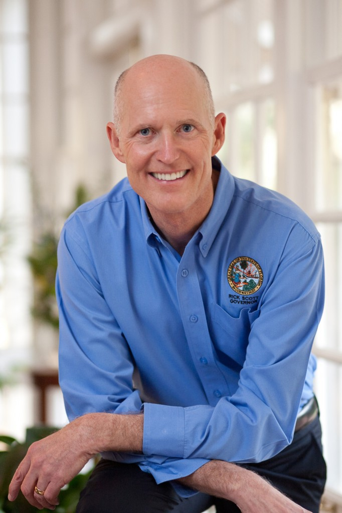 Governor Scott of Florida