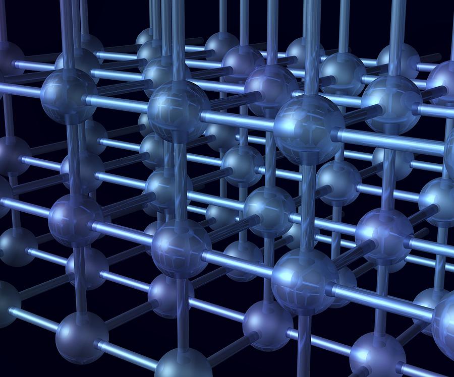 nano particle grid