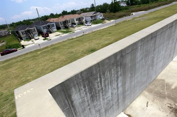 Katrina Historic Levees
