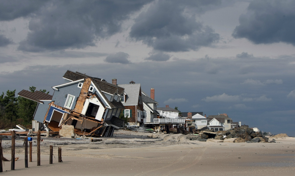 Property Rights In Storm Battered New Jersey