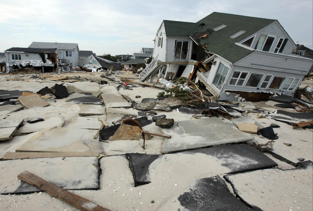 New Jersey Homeowners Hit By Sandy Can Apply For Grants