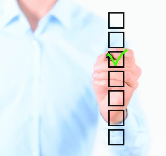 checklist-dano