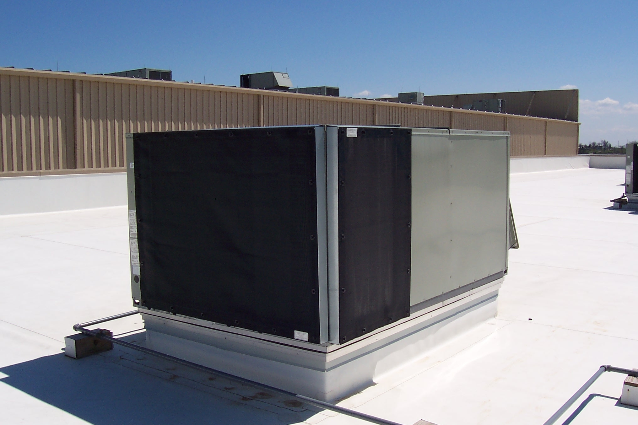 Building Updates Aging Hvac And Roofing Systems