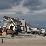 Sandy damage in Bayhead, N.J. on Nov. 2, 2012. (Governor's Office/Tim Larsen)