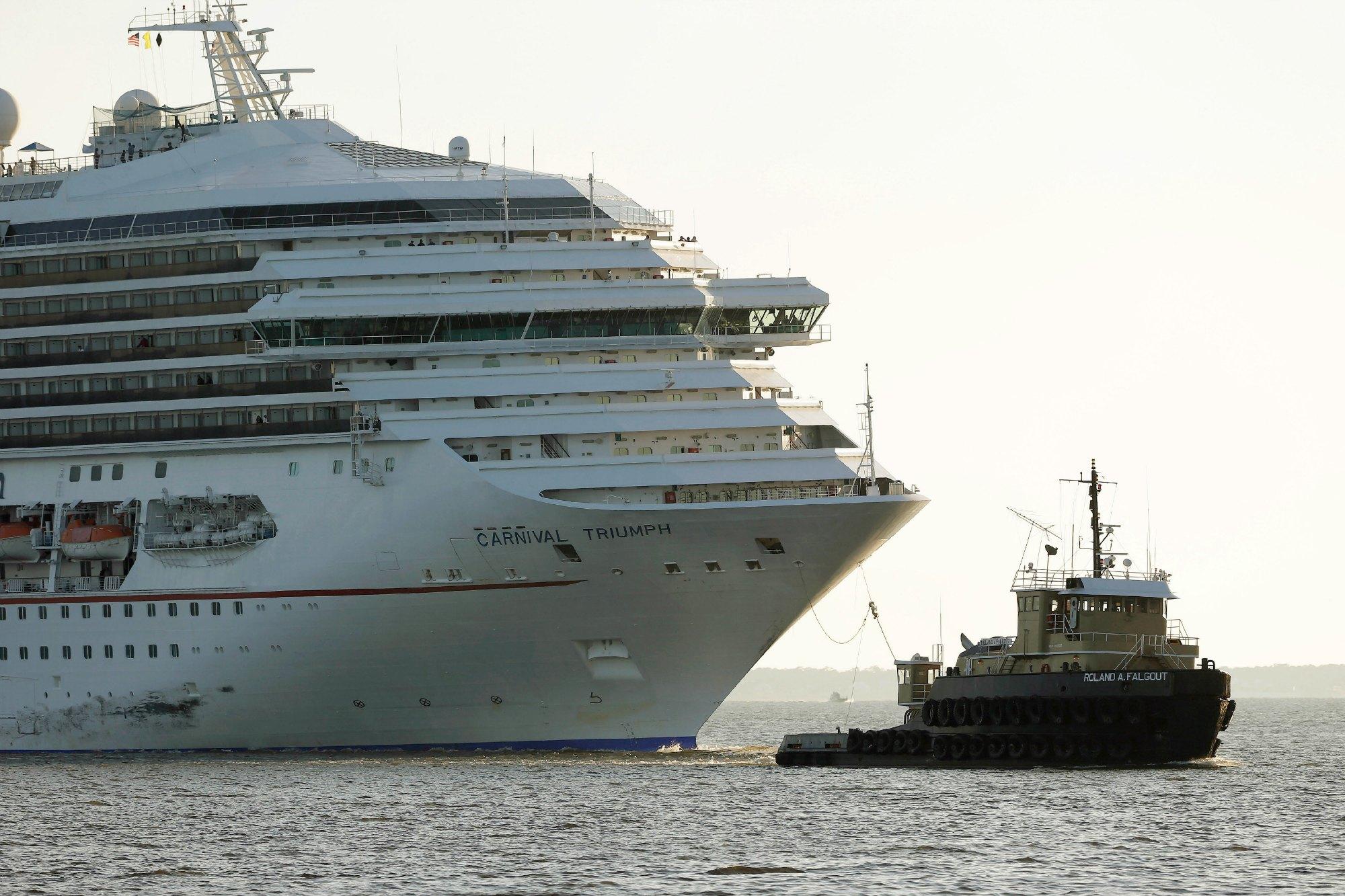 Carnival Files Suit Against Alabama Ship Repair Firm - Cruise ship mobile alabama