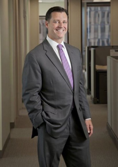 Berkshire Hathaway Specialty Insurance's President Peter Eastwood